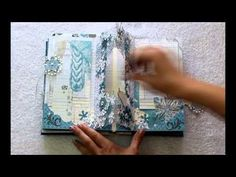 "Интерактивный альбом ""Зима"" - YouTube"