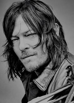 Norman Reedus for TV Guide Magazine