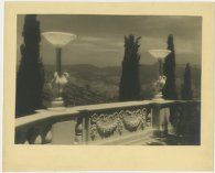 View from Neptune Terrace San Simeon, Online Archive, Terrace, Swimming Pools, Patio, Pools, Porch, Swiming Pool, Sidewalk Cafe