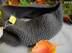 Scarf // Infinity scarf // Gift idea // Neck warmer // Snood // Cowl // Winter Accessories // Grey // Free shipping