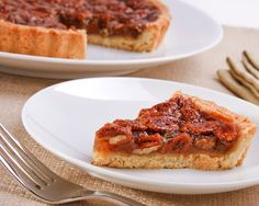Heart-Healthy Pecan Pie