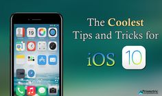 Some tips and tricks for iOS 10 that is destined to be another respectful member of the already coveted league which is unique, special and one of a kind. App Development, Ios App, Cool Stuff, Unique, Tips, Advice, Hacks, Counseling