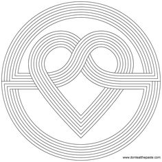 Heart Coloring Pages ready for download or print. Description from coloringpedia.com. I searched for this on bing.com/images