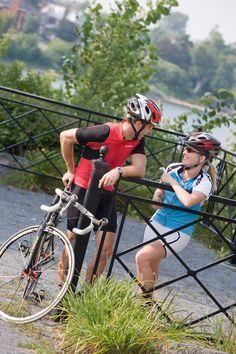 Cyclotourisme en Montérégie, secteur Rivière Richelieu