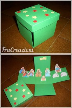 Christmas Activities, Christmas Crafts For Kids, Xmas Crafts, Christmas Projects, Christmas Time, Paper Crafts, Nativity Crafts, Christmas Nativity, Christmas Ornaments