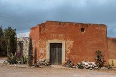 Casa del Cielo en Mineral de Pozos, Guanajuato. México