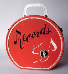 Luce 45 Record Case