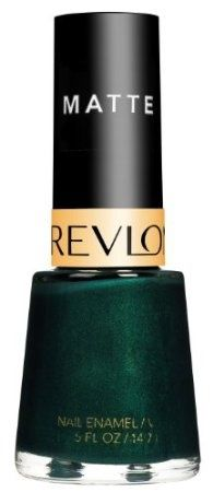 Pantone\u2019s color of 2013: emerald. Would you give it a whirl on your nails? Revlon makes this pretty color\u2014032 Emerald City; Essie
