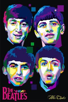 ♥♥John W. O. Lennon♥♥ ♥♥Richard. L. Starkey♥♥ ♥♥♥♥George H. Harrison♥♥♥♥ ♥♥J. Paul McCartney♥♥
