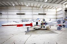 This 23-Ton, 5.3-Million-Brick X-Wing Is the Biggest Lego Model Ever | Underwire | Wired.com