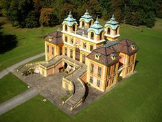 Ludwigsburg Castle, Stuttgart, Germany - Participated in a change of command ceremony there in 1979