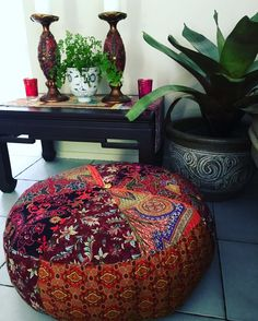 boho cotton cushion cover moroccan style made in australia