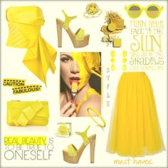 Yellow favs SETS
