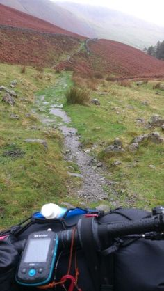 Bikepacking in the Lake District