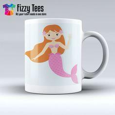 Pink Mermaid | Fizzy Tees