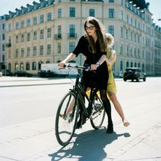 Montreal, Copenhagen + Barcelona: top city cycle routes & what to wear