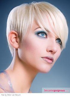 ear length bob hairstyle | Hair, Eyes and Nails ...