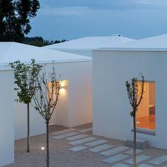 House in Belas by CHP Arquitectos  via: dezeen
