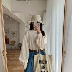 K Fashion, 2000s Fashion, Ulzzang Fashion, Korea Fashion, Minimal Fashion, Cute Fashion, Asian Fashion, Fashion Outfits, Fashion Tips