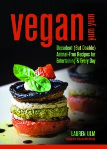 VeganYumYum  I must say that I have started cruising vegan sites and this is one of the best I have found so far.  It is attractive, easy to navigate and the food looks amazing.