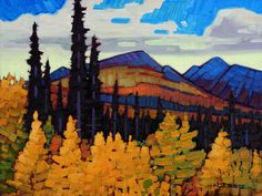 Nicholas Bott, artist, original oil paintings at White Rock Gallery Landscape Fabric, Landscape Art, Landscape Paintings, Oil Paintings, Landscapes, Canadian Painters, Canadian Artists, Naive, Best Rock