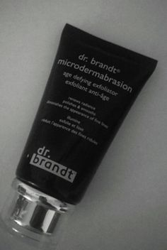 Anti-ageing series: dr. brandt Microdermabrasion Age-Defying Exfoliator
