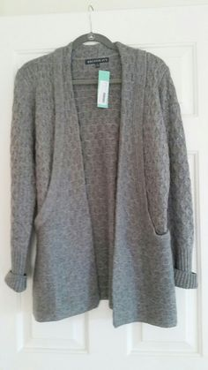 This Brixon Ivy Lawley Cable Knit Open Cardigan from Stitch Fix is my favorite cozy sweater ever! https://stitchfix.com/referral/5755740