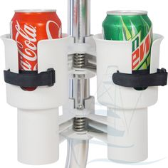 RoboCup Clamp On Cup Holder