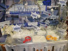 A super Winter classroom display photo contribution. Great ideas for your classroom! Snow Activities, Classroom Activities, Investigation Area, Investigations, School Reception, Classroom Displays, Eyfs, Lessons For Kids, Winter Theme