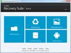 7-Data Recovery Suite PRO v4 Veri kurtarma (Kampanya)