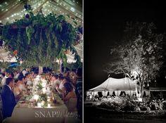 Castle Hill, Wedding, Reception, Tent, Head Table, © Snap Weddings @green