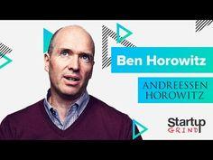(46) How to Start a Cultural Revolution | Ben Horowitz (Andreessen Horowitz) @ Startup Grind Global - YouTube