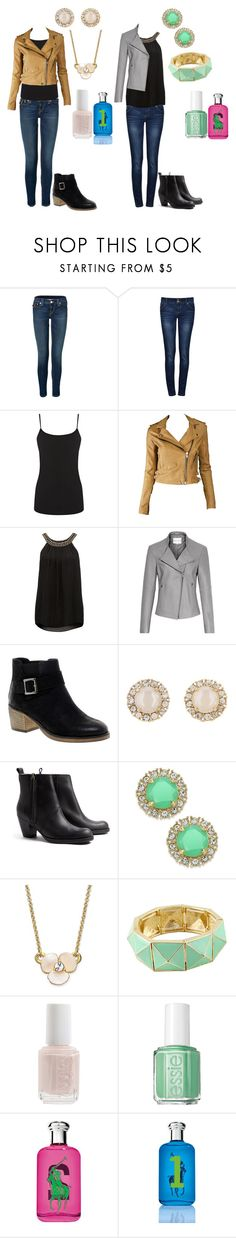 """""""Lets Go Shopping"""" by jazz52099 ❤ liked on Polyvore featuring мода, True Religion, Warehouse, Forever New, Reiss, ASOS, Kate Spade, Acne Studios, Essie и Ralph Lauren"""