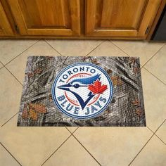 Toronto Blue Jays Scraper Door Mat