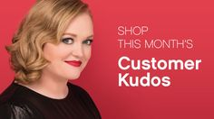 Get pampered and pretty with this month's Customer Kudos. This party's all about the Kudos, available for this month only, so party with me and get it while you can!