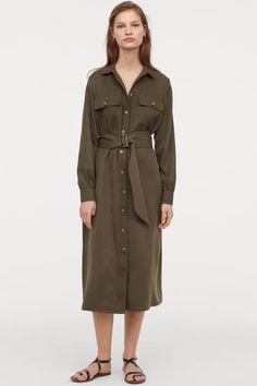 7ad6df380e9 16 Best Khaki Green Dress images