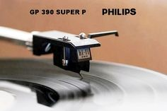 P-GP390 FREE FROM DISTORTION TO SUBSONIC & ULTRASONIC FREQUENCY  Technical Data for GP380 & GP390 Cartridges Philips Original Stereo ceramic cartridge complete with Stereo/Mono stylus Sensitivity (1kHz): 1mV/cm/s               5cm/sec: 5mV Output asymmetry: < 2dB Channel separation (1kHz): > 20dB Compliance lat: > 12.10-6 cm/dyne                   vert: > 10.10-6 cm/dyne Dynamic mass: 1.4 mg