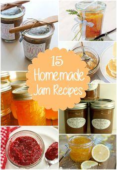 15 Homemade Jam Recipes