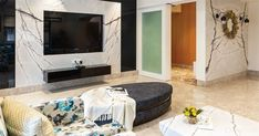 Bhandari Marble Group is one of the most renowned and reputed marble company in Kishangarh. We offer the best imported marble in desirable pellucid form. The imported marble we offer are highly desirable. Our imported marble is having a dramatic look and feel with a bit of softness. Bathroom walls, kitchen worktops and backsplashes, floors can be decorated with our imported marbles in a wonderful way. #marbleflooring #naturalstone #luxurious Statuario Marble, Modern Tv Wall Units, Building Stone, Tv Unit Design, White Laminate, Italian Marble, Living Room Tv, Home Interior Design