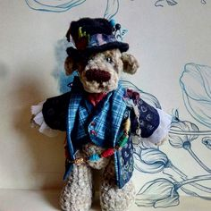 http://eltallerdesahiel.blogspot.mx/2017/02/vicki.html?m=0 Miniatura del sombrerero