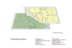Coleraine Duplex,Second Floor Plan