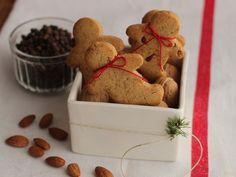Roasted Toasted Shortbread Cookies.