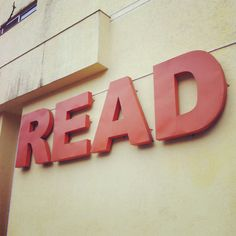 Library. Neon Signs, Life