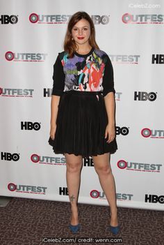 Amber Tamblyn 2014 Outfest Los Angeles screening of 'X/Y' http://icelebz.com/events/2014_outfest_los_angeles_screening_of_x_y_/photo3.html