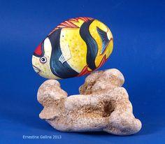 Sassi a p-arte: Pesci corallini