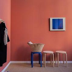 Klint 46 — Cayenne | Beställ provark för20kr Color Codes, Coding, Home, Ad Home, Homes, Haus, Programming, Houses