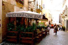 Mimì e Cocò - wine bar: 72 Via del Governo Vecchio, Roma.