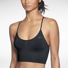 The Nike Gym Seamless Women's Sports Bra.