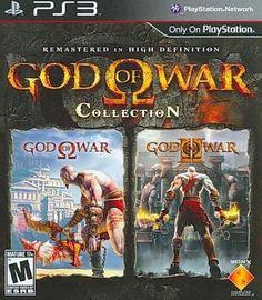 GOD OF WAR COLLECTION (1&2)-NLA