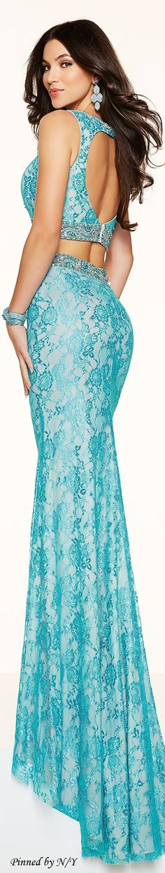 Mori Lee Prom Dress II N/Y